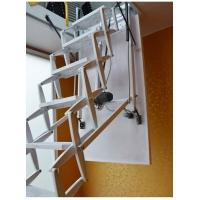 艾达遥控型电动阁楼伸缩楼梯