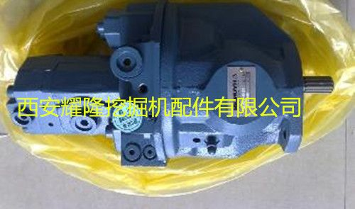 现代225lc-7挖掘机空调控制面板