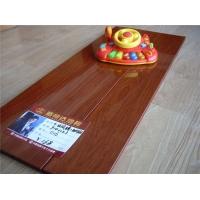 生态龙凤檀柚木色016实木地板全实木18MM厚高光亮面地板批