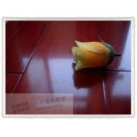 番龙眼实木地板 浅色红菠萝 特价甩卖 永呈地板
