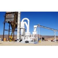 卓亚矿机高压磨 高压悬辊磨粉机,厂家直销