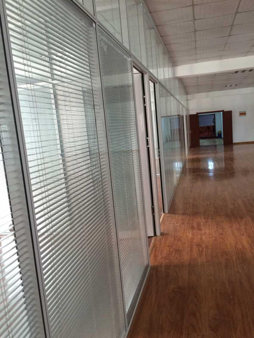 供应烟台牟平区84款办公室玻璃隔断办公高隔间