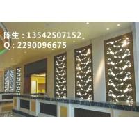 佛山YH-2016长隆酒店不锈钢装饰屏风
