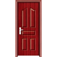 力威门业 红宇圣雅-经典钢木门