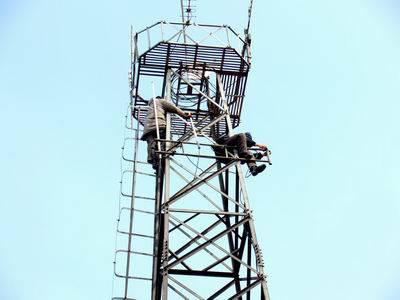 供应摄像机监控塔-监视塔安装-监视塔制做