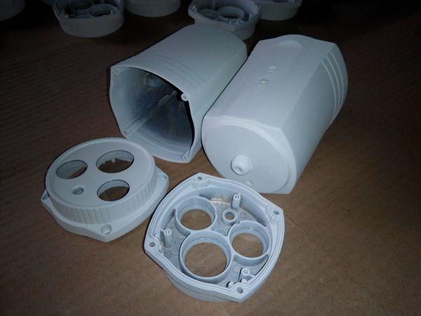 仿海康监控摄像头外壳(1)-仿海康90双灯外壳图片