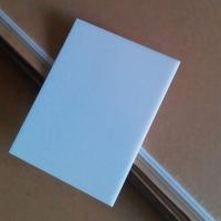 现货销售乳白色PC板 PC耐力板