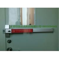 防火门推杠锁ZD-001(不锈钢可报警)