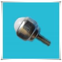 一寸尼龙珠子万向球带螺丝杆机械固定m6厂家定做材质