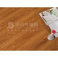 精雕橡木同步纹圣百年15mm复合地板1806