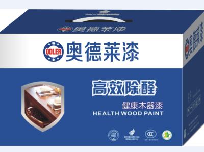 奥德莱水漆高效除醛木器漆家具油漆