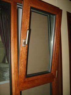贝科利尔98铝包木内开內倒窗高端门窗