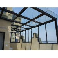 武漢陽光房 玻璃頂 露臺雨棚