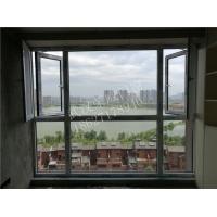 武汉封阳台 断桥铝门窗 平开窗 窗纱一体