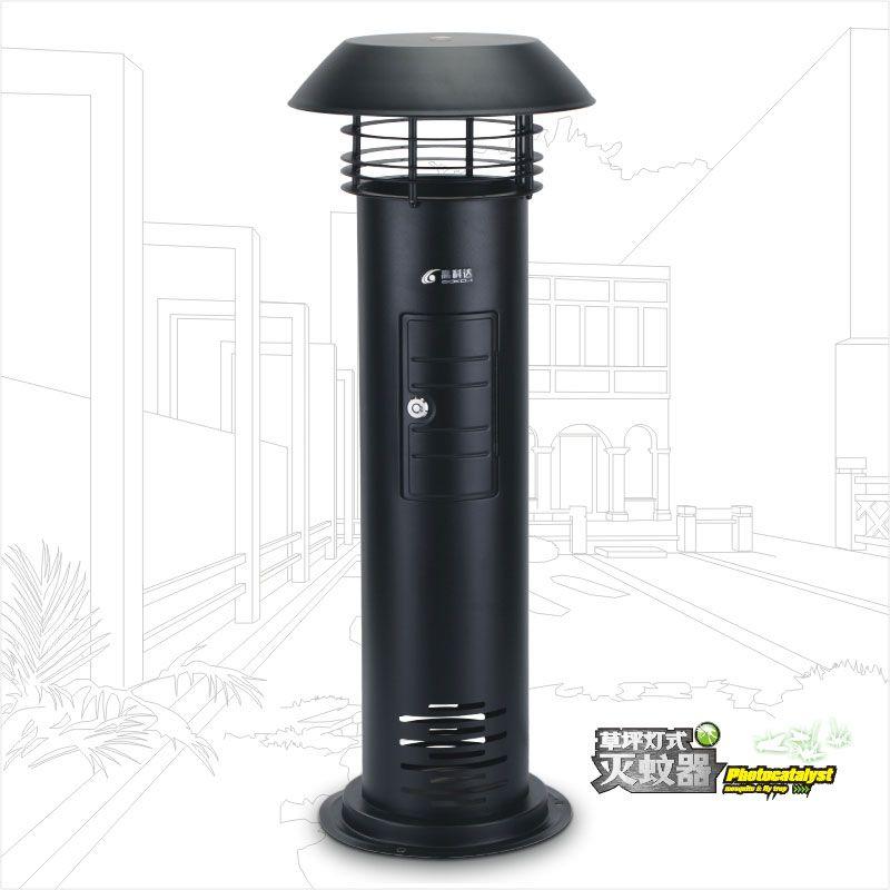 別墅花園戶外草坪燈式防水滅蚊燈H-X5-- 高科達GOKDA