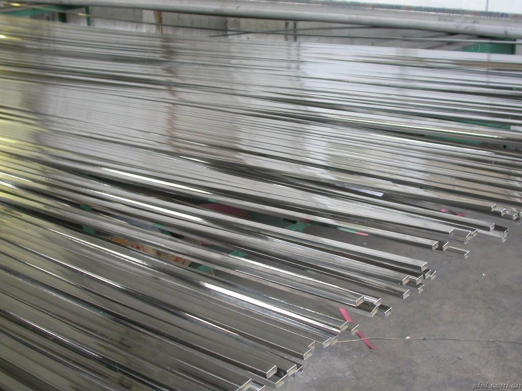 304.316不锈钢冷拉扁钢方钢热轧工业扁钢