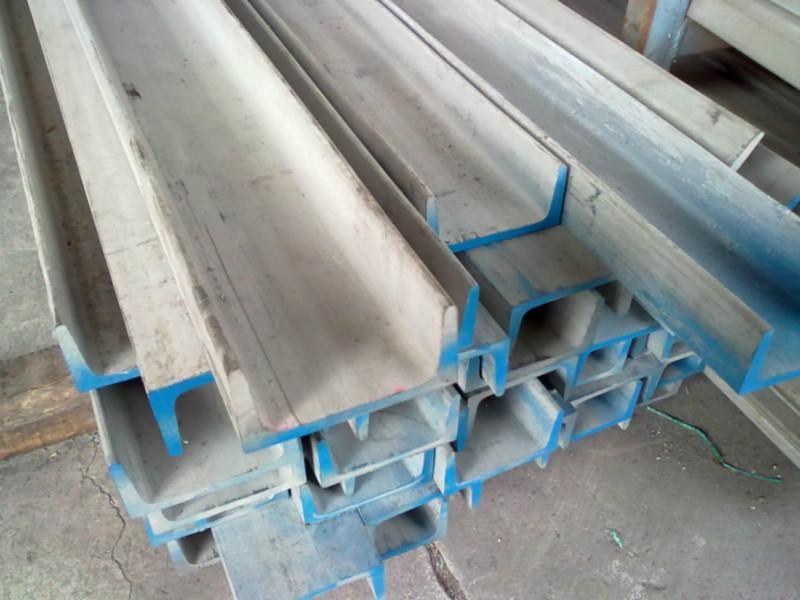 304.316不锈钢工业槽钢非标焊接不锈钢槽钢
