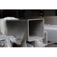 304拉丝不锈钢矩形管不锈钢非标口径焊管