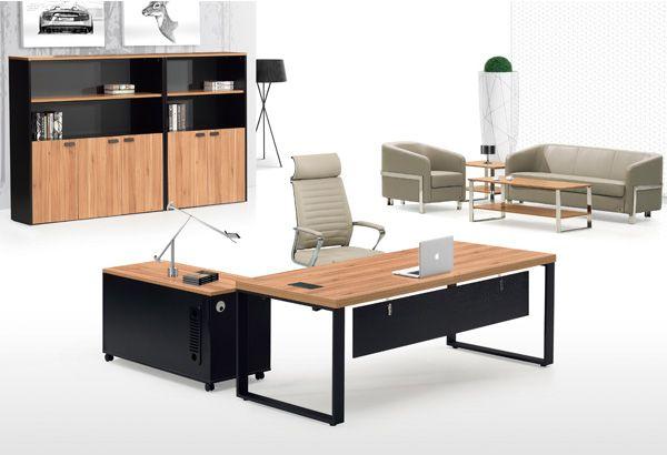 西安办公家具老板办公桌