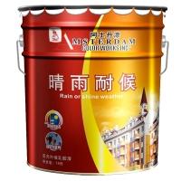 外墙乳胶漆耐候宝墙面漆工程漆