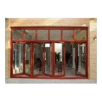 供应艾斯兰德牌 欧式纯实木门窗、阳光房
