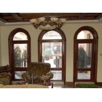 供应德式铝包木门窗
