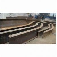 工字钢角铁槽钢拉弯-南京宏盛金属拉弯厂