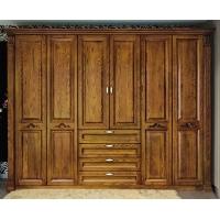 原木堂实木衣柜定制,广东工艺,做工严苛,专业施工,确保经得起