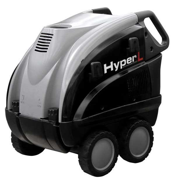进口设备检修冷热水高压清洗机意大利乐捷牌hyper2015L