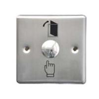 技诚门业-不锈钢正方形出门铵钮(不锈钢正方形开关)