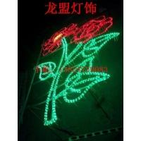 中国节景观灯圣诞灯图案造型灯
