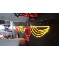 灯杆造型灯 春节街灯 灯杆装饰灯 过街灯 跨街灯 街景灯