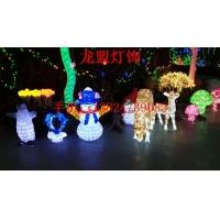 LED滴塑动物灯LED造型灯LED图案灯LED仿真树灯