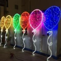 图案灯LED滴胶灯过街灯星星灯串节日灯