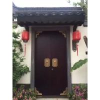 实木门、实木装甲门,别墅木门,庭院门,