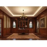 木饰面,木作,护墙板,全屋整定制,实木门,原木门