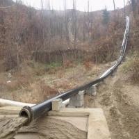 铅锌矿尾矿管道