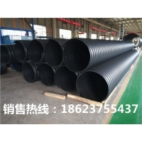 DN700钢带增强聚乙烯螺旋波纹管
