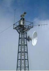 角钢监控塔,标志杆限高架、铁塔