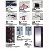 南京乐蒂诗家具五金-衣橱系列