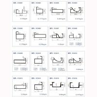 南京乐蒂诗家具五金-家具铝材系列