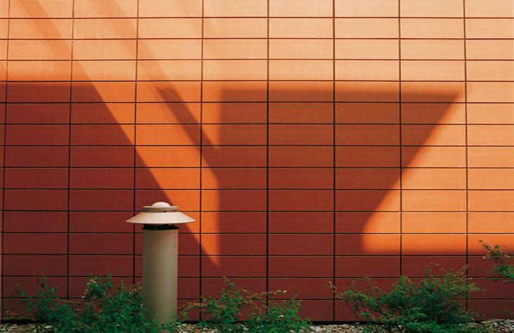 北京陶土板幕墙 北京陶板厂家 陶土砖 陶瓷透水砖 陶棍