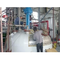 聚氨酯发泡罐体保温工程