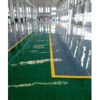 环氧树脂薄涂地坪 环氧树脂自流平  专业地坪施工