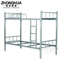 铁架职工双人上下床 高低床 双层床 加固钢架宿舍