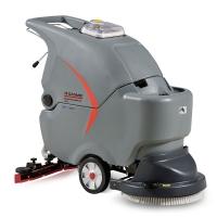 青岛手推洗地机高美全自动洗地机厂家GM50B