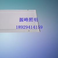 LED铝合金面板灯   LED斜边面板灯