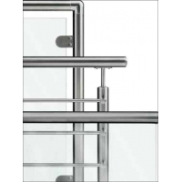 升澜装饰专业制作不锈钢栏杆