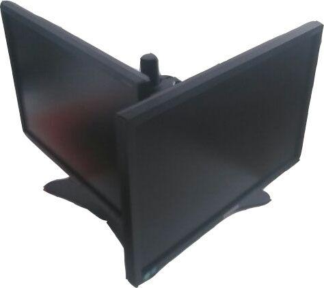 双面液晶显示器 品牌双屏显示器 双面双屏液晶同时显示器