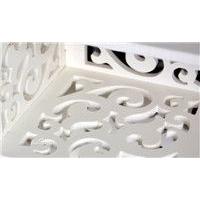PVC雪弗板雕刻板  结实耐用 高密度雪弗板 表面硬度好